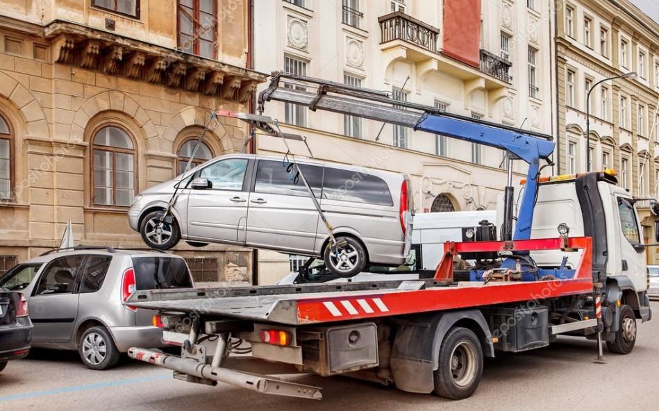 Проблемы, возникающие при перевозке автомобилей.